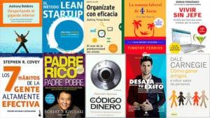 Los top 10 libros para emprendedores en español