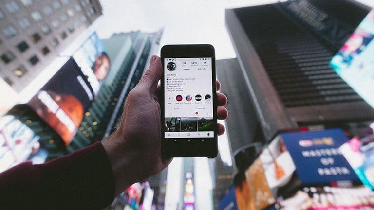 Cómo optimizar tu biografía en Instagram