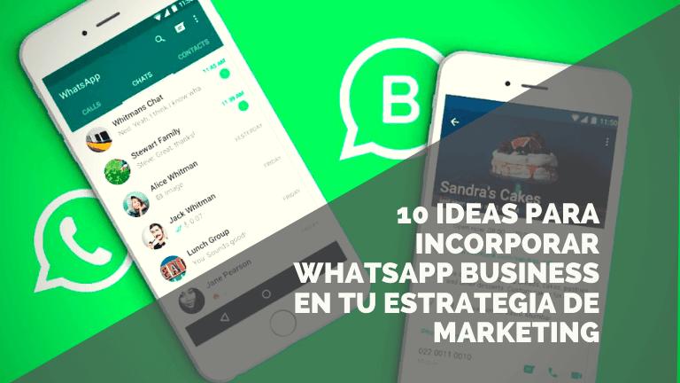 10 claves para incorporar Whatsapp Business en tu estrategia de Fitness Marketing