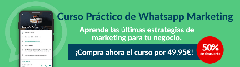 Curso Práctico de Whatsapp Business