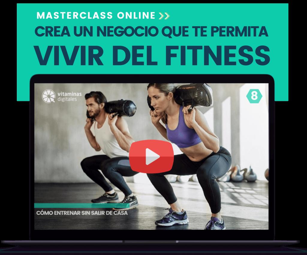 Masterclass Fitness Marketing Entrenadores