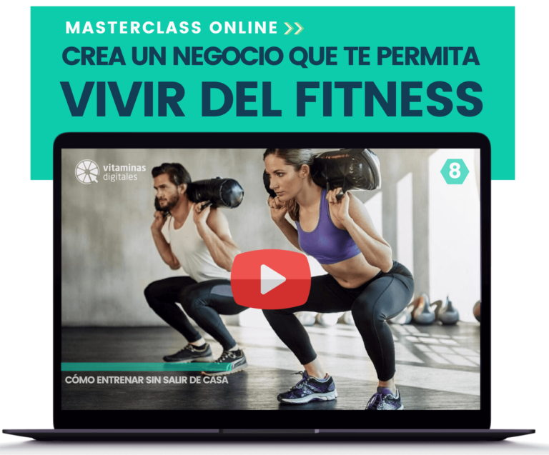Masterclass Fitness Marketing Entrenadores
