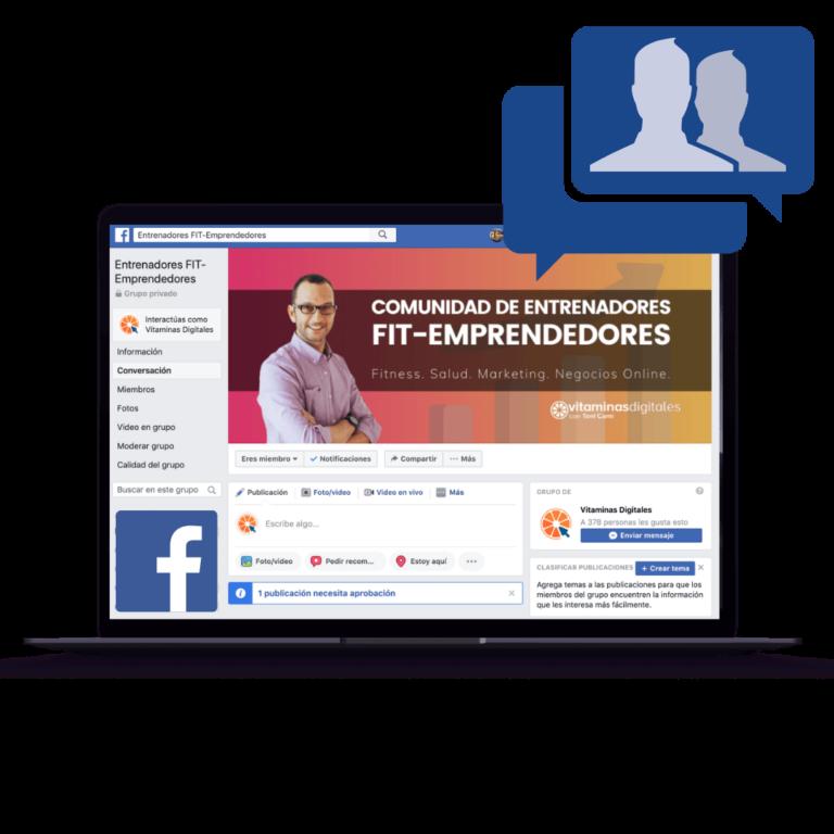 Comunidad Fit-Emprendedores entrenadores