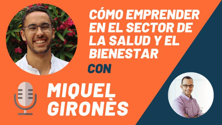 Entrevista a Miquel Gironès