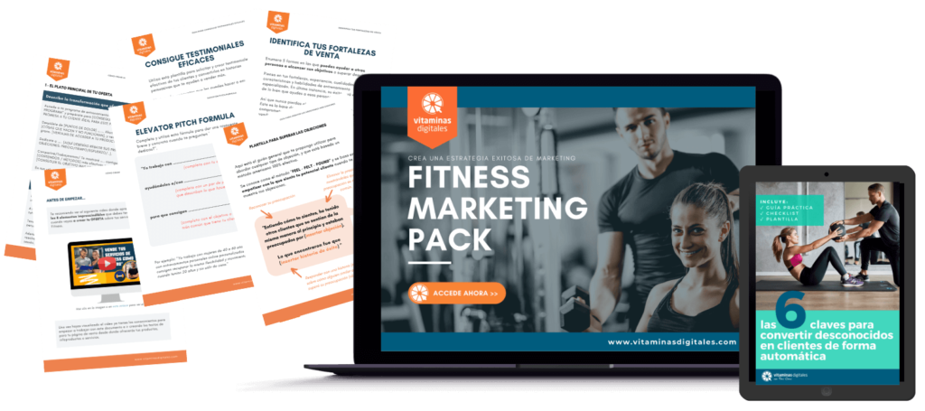 Fitness Marketing Pack 1