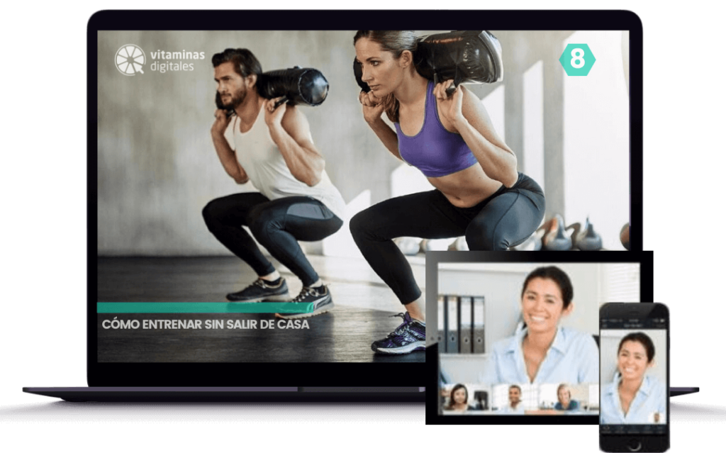 Digitaliza tu negocio fitness salud
