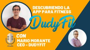 Dudyfit - plataforma online para entrenadores personales