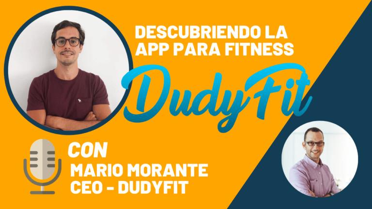 Dudyfit – te mostramos como es esta app de Fitness por dentro
