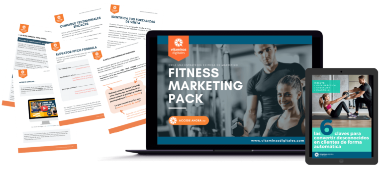 Fitness Marketing Pack