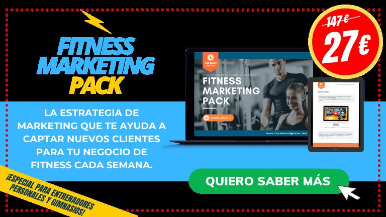 Fitness Marketing para Entrenadores Personales y Gimnasios
