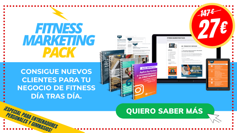 Fitness Marketing para Entrenadores_Gimnasios