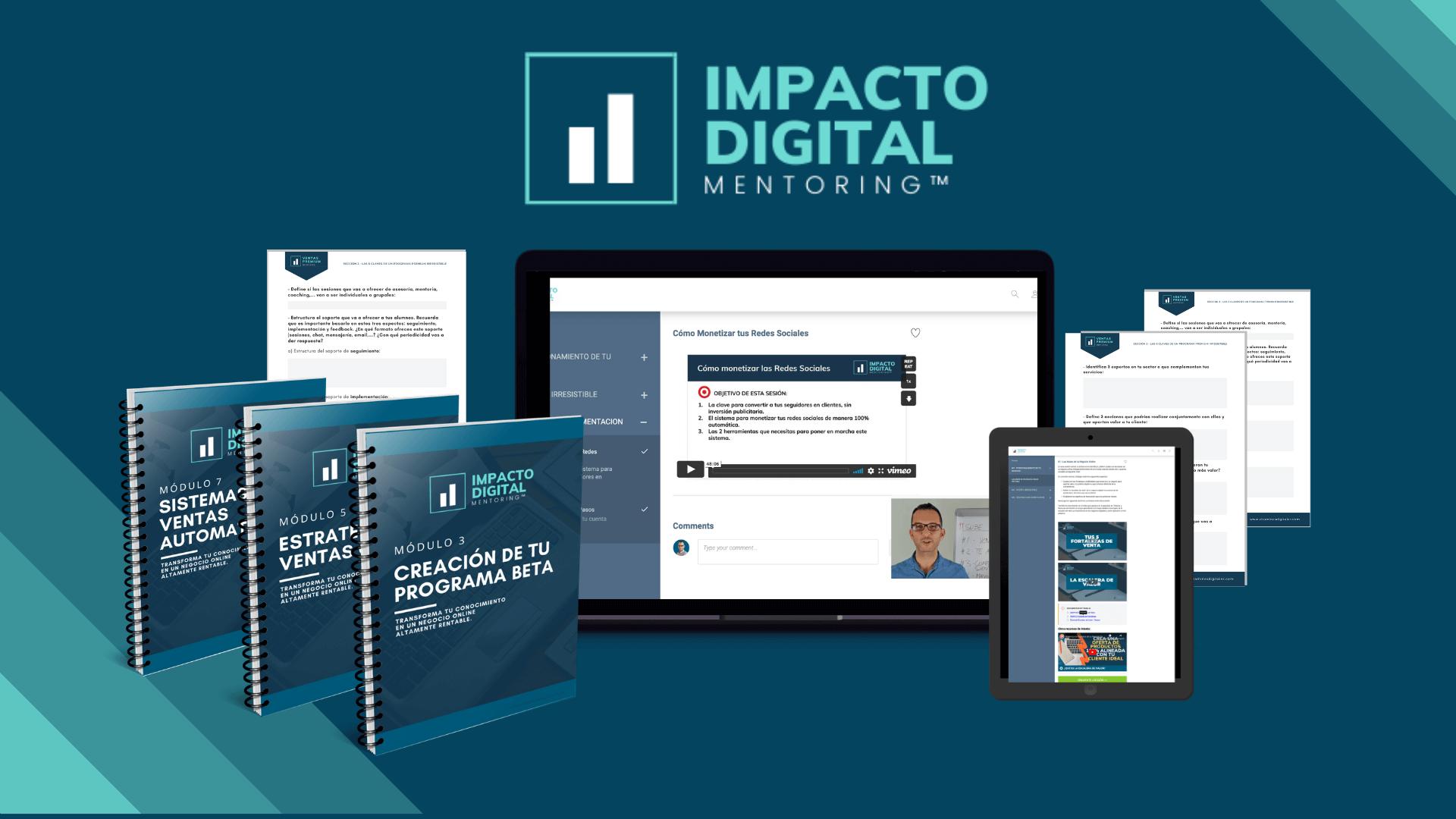 Programa Mentoring para Emprendedores Digitales