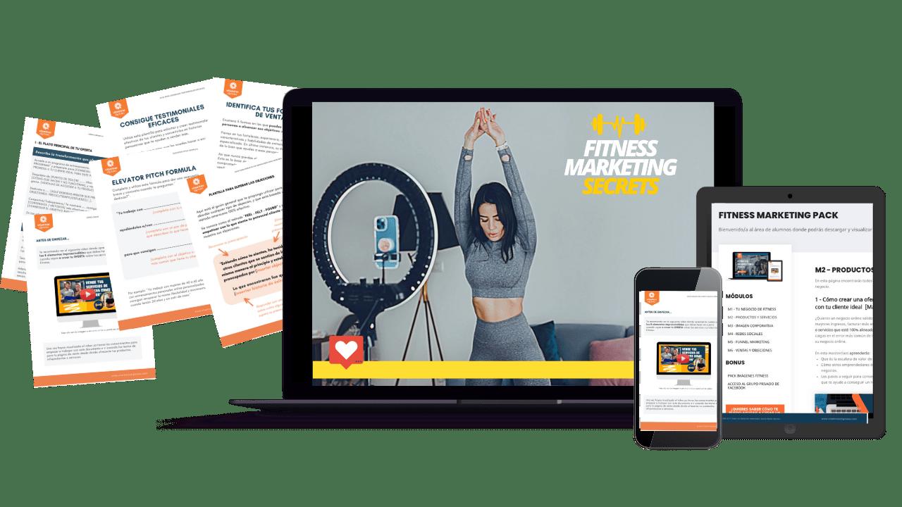 fitness marketing secrets